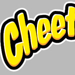Cheetos bag text